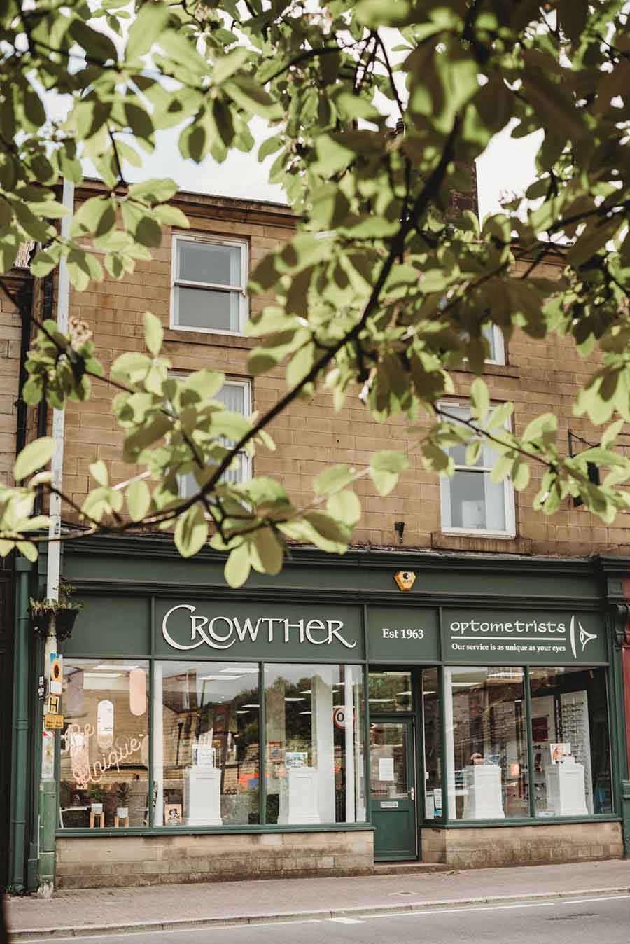 Crowther Optometrists
