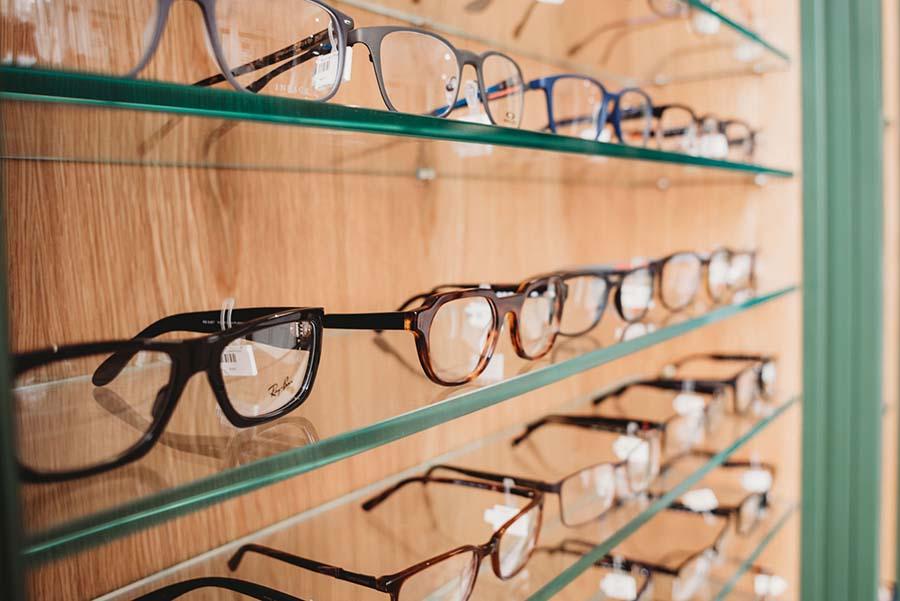 Our eyewear range